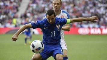 Opta: Дарио Срна попал в символическую сборную группового этапа Евро