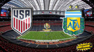 Копа Америка-2016. США - Аргентина 0:4. Хозяева разгромлены (Видео)