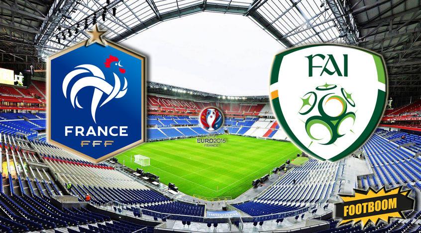 Лучшие ставки на матч Франция – Ирландия от RMC