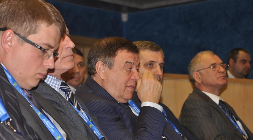 """Президент """"Черкаського Дніпра"""" Лашкул подумує скласти повноваження"""
