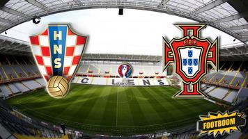 Евро-2016. Хорватия - Португалия 0:1.Победа первым ударом в створ (Видео)
