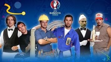 Сборная Хорватии: Если бы я не был футболистом, я бы...