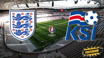 Евро-2016. Англия - Исландия 1:2. Повторный брэксит (Видео)