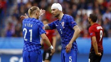 Чорлука прибыл в расположение сборной Хорватии