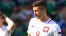 Роберт Левандовски сыграл юбилейный матч за сборную Польши