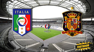 Евро-2016. Италия - Испания 2:0. Король низложен (Видео)