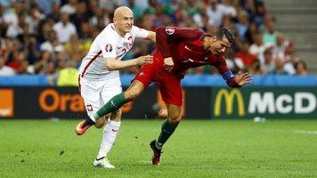 Криштиану Роналду: на Евро нас еще никто не обыгрывал