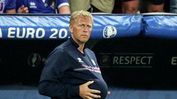 Хеймир Хадльгримссон: исландцы играют с каждым матчем все лучше, они раскрепощеннее и еще увереннее в себе