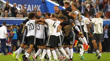Германия установила рекорд по числу голов в одном европейском отборочном турнире