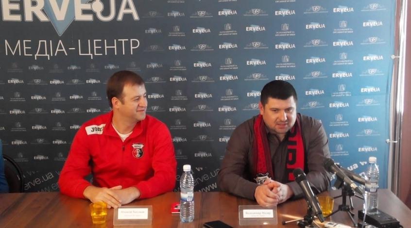 """Олексій Хахльов: """"Погодні умови ставлять під загрозу проведення матчу"""""""