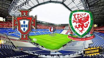 Евро-2016. Португалия - Уэльс 2:0. Прерывая ничейную серию (Видео)