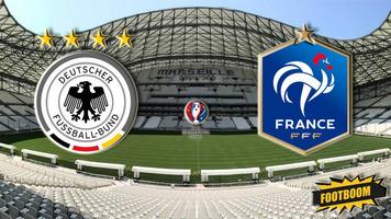 Евро-2016. Германия - Франция 0:2. Риццоли и Гризманн выводят хозяев в финал (Видео)