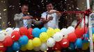 """Президент ПФЛ відкрив офіс """"Черкаського Дніпра"""" в Києві"""