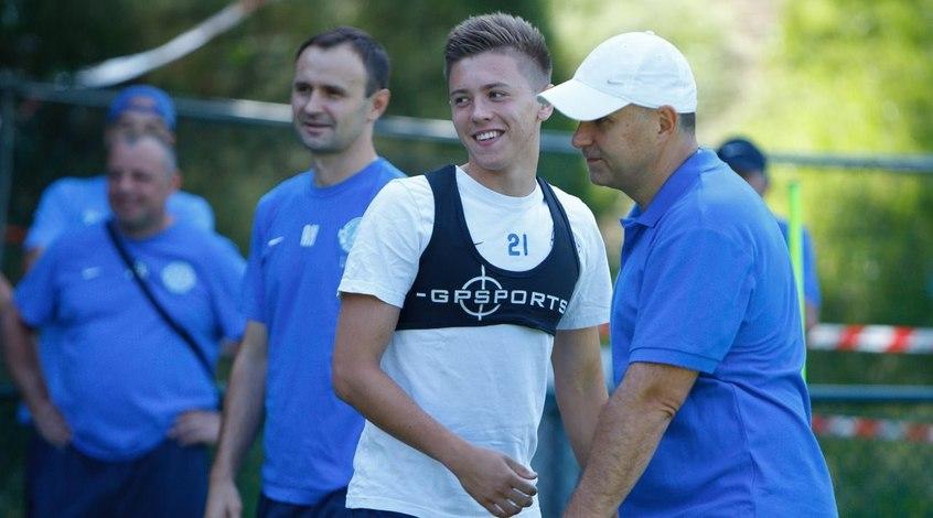Многообещающий украинский футболист продолжит карьеру вевропейских странах