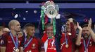 Португалия определилась с составом на финальные поединки Лиги наций