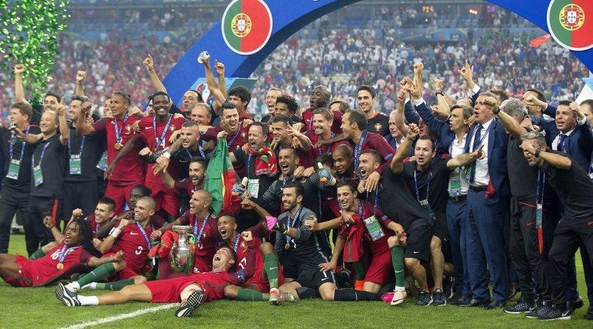 Португалия – Франция 1:0. Мифы и предания недревней Греции