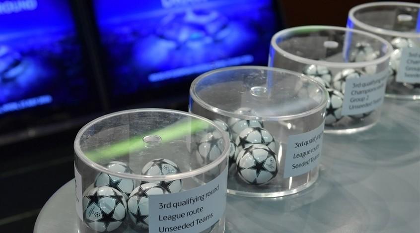 Результаты жеребьевки полуфинала Лиги чемпионов могли быть спланированы