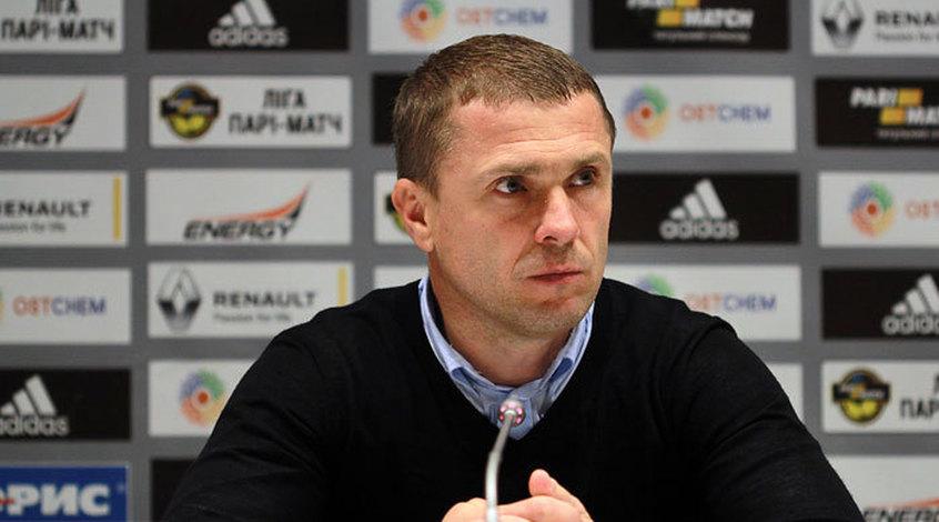"""Сергей Ребров: """"Считаю, что """"Карпаты"""" заслуживали другого результата"""""""