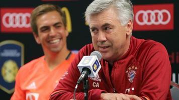 Анчелотти не планирует экспериментировать в матче за Суперкубок Германии