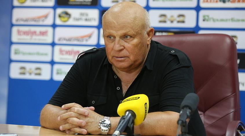 """Віталій Кварцяний: """"Довелося відверто поговорити з гравцями"""""""