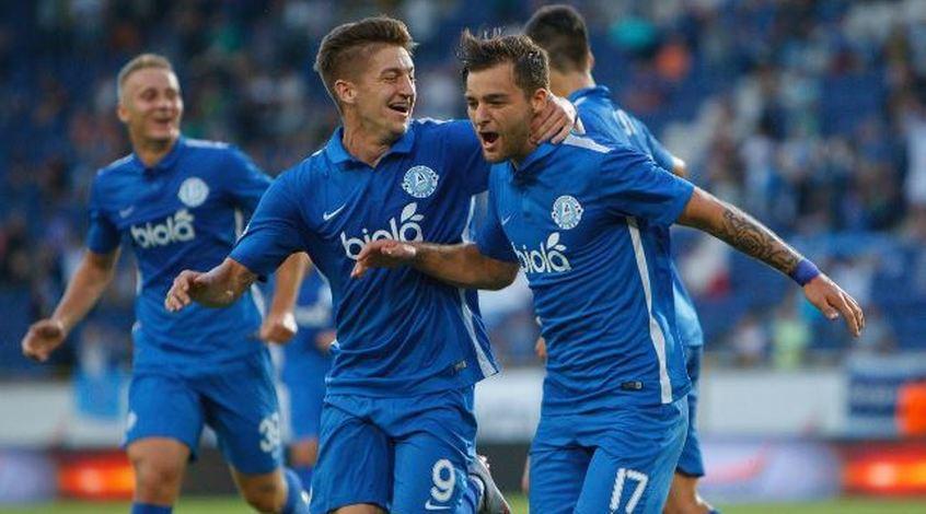"""Юрий Вакулко: """"У нас в команде сейчас очень хорошая атмосфера"""""""