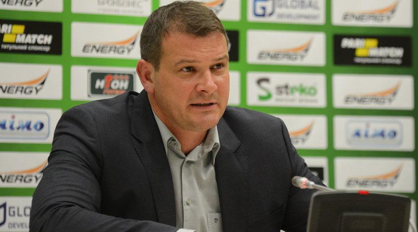"""Сергей Зайцев: """"У нас есть свой стиль игры, мы играем в агрессивный футбол"""""""