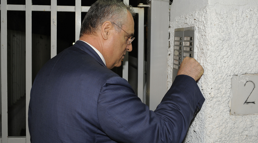 "Президента ""Лацио"" Клаудио Лотито оштрафовали за оскорбление арбитров"