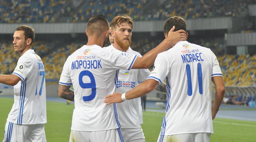 """Жуніор Мораєс: 10 футболістів """"Дніпра"""" постійно знаходилися за лінією м'яча"""