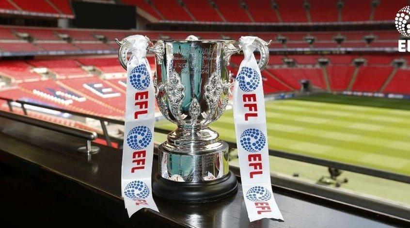 Состоялась жеребьевка четвертьфинала Кубка английской Лиги