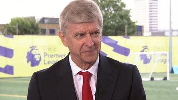 """Арсен Венгер хочет, чтобы Уилшир и Рэмси продлили контракты с """"Арсеналом"""""""