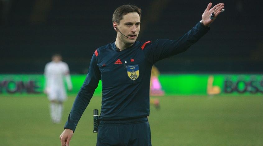 Українські арбітри працюватимуть на фінальних турнірах чемпіонатів Європи