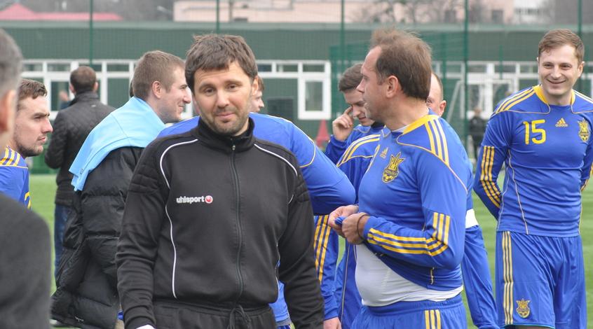 """Виталий Рева: """"А вы уверены, что я закончил с активным футболом?"""""""