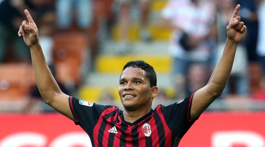 Карлос Бакка: пообещал сыну забить три мяча, поэтому пошел бить пенальти