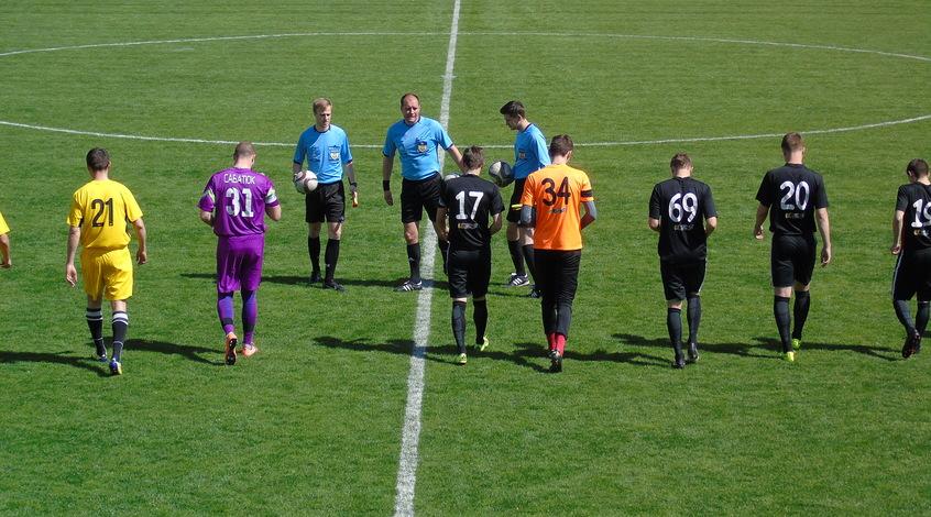 Праздник футбола в Борисполе: главные действующие лица финала Кубка Киевской области