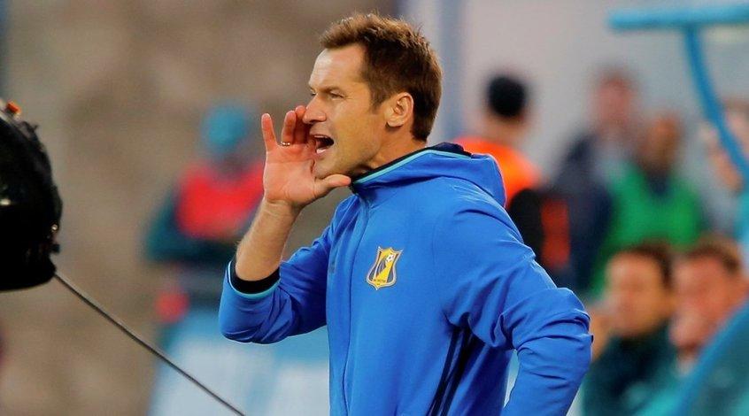 "Дмитрий Кириченко: ""Нам по силам пройти ""Аякс"""
