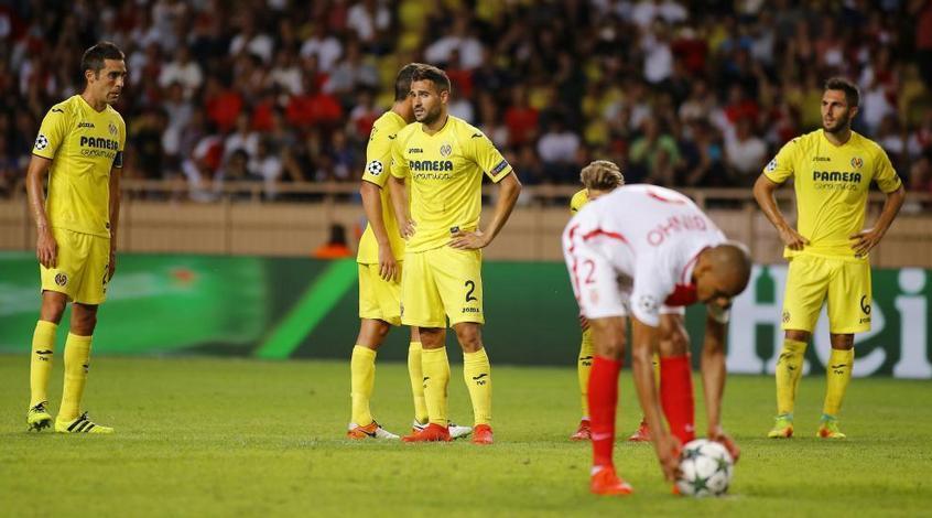 """""""Монако"""" - """"Вильярреал"""" 1:0. """"Желтая субмарина"""" уплывает в Лигу Европы"""