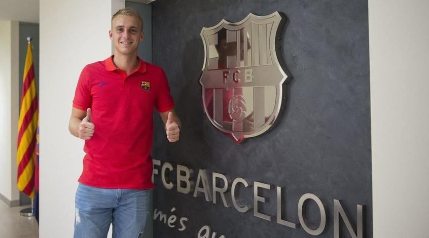 """""""Барселона"""" готова продать Яспера Силлессена за 45-50 миллионов евро"""