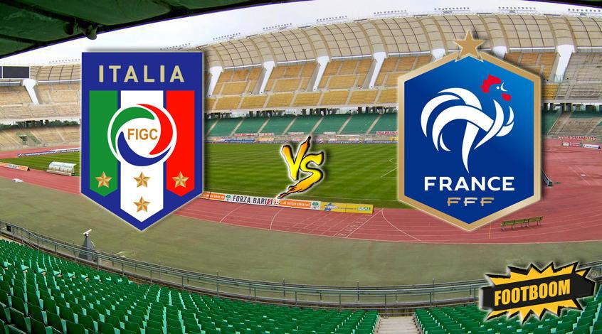 Италия – Франция. Анонс и прогноз матча