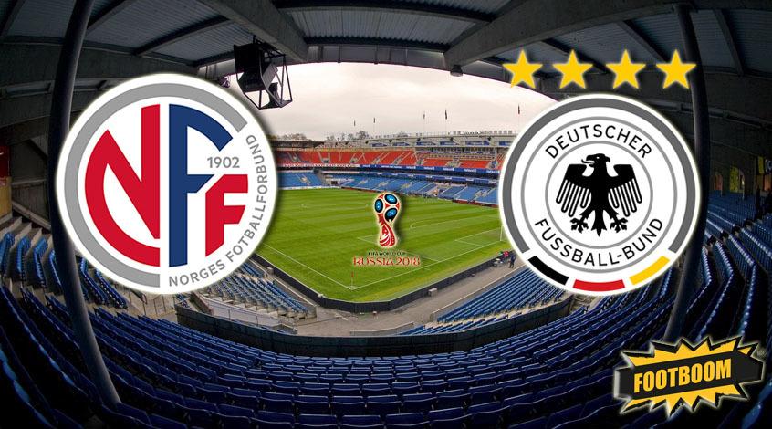 Норвегия - Германия. Анонс и прогноз матча