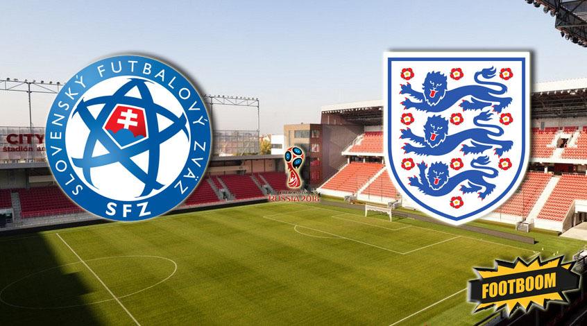 Словакия - Англия. Анонс и прогноз матча