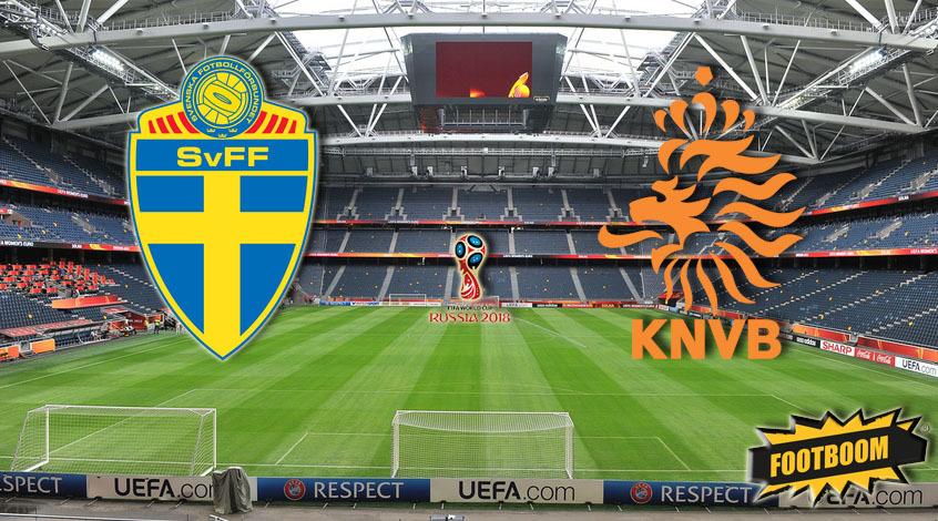 """Швеция - Голландия 1:1. Мир на """"Арене друзей"""""""