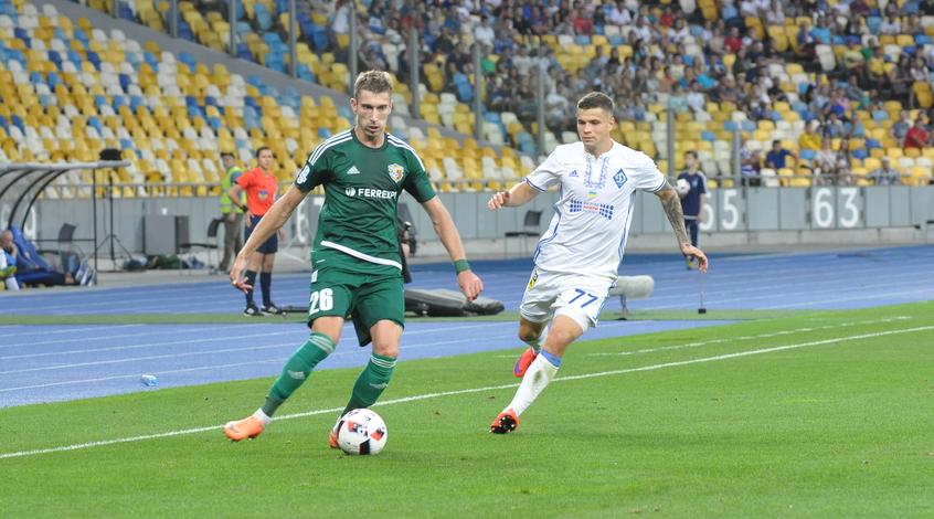 """Ворскла"" - ""Александрия"": коэффициент 2,55 на гол Юрия Коломойца"