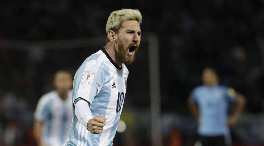Аргентина - Уругвай 1:0. Возвращение МЕССИи