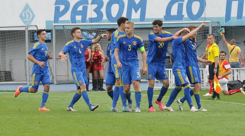 Букмекеры: Франция U-21 - фаворит в матче против Украины U-21