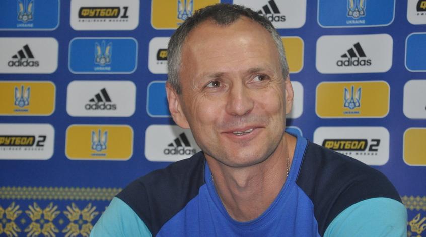 Олександр Головко викликав 20 футболістів на матчі зі Словенією і Англією
