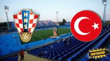 Отбор к ЧМ-2018. Хорватия - Турция 1:1. В тренде группы І (Видео)