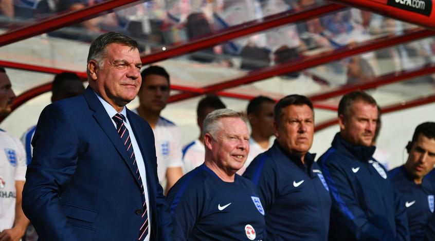 Словакия - Англия 0:1. Не дотерпели