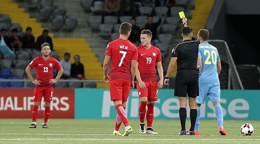 Казахстан – Польша 2:2. Подарок для Байсуфинова