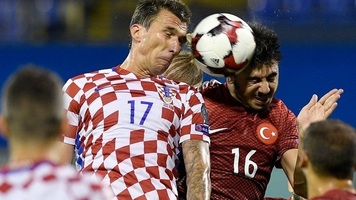 Сборная Хорватии: Манджукич в воротах - секретное оружие против Англии