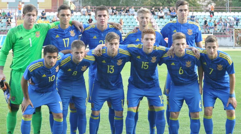 Евро-2017 (U-21). Украина – Шотландия 4:0. Победный дубль Головко